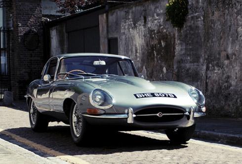 Jaguar E-Type Series 1