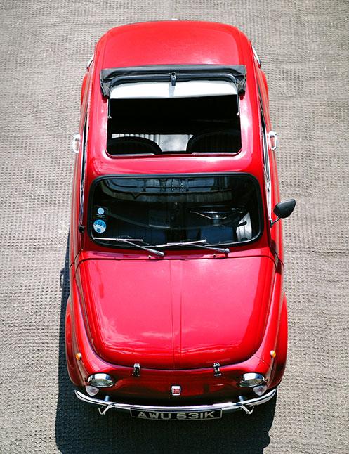 1971 FIAT 500