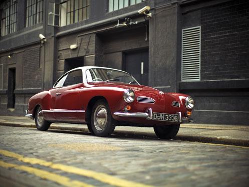 1963 Karmann Ghia Coupe