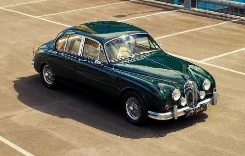 MK II Jaguar