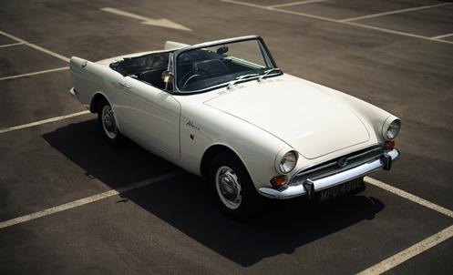 1966 Sunbeam Alpine