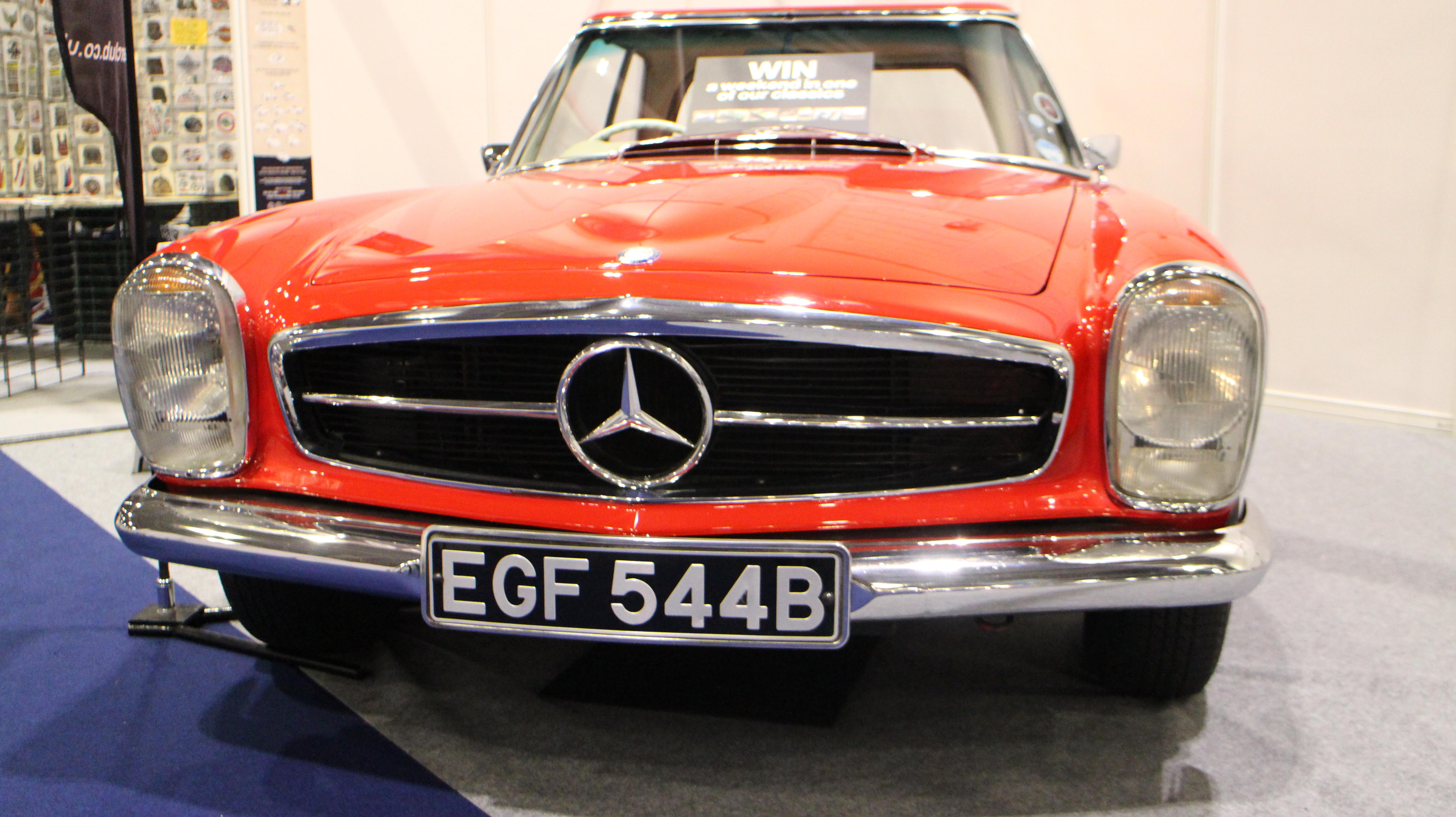 Mercedes 230 1964